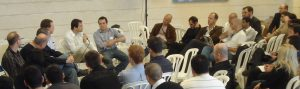 Seedcamp Tel Aviv Panel Discussion '09