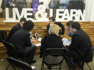 Four fantastic teams joining us after Seedcamp London