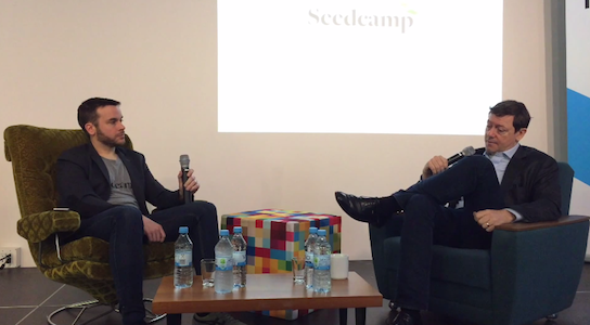 Fred Wilson's Fireside Chat at Seedcamp Week Berlin