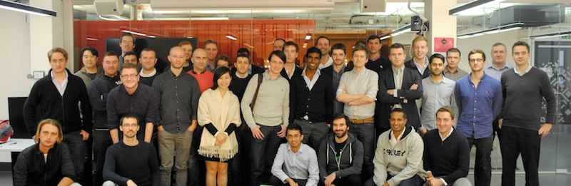 These Are The 22 Startups Attending Seedcamp Week London