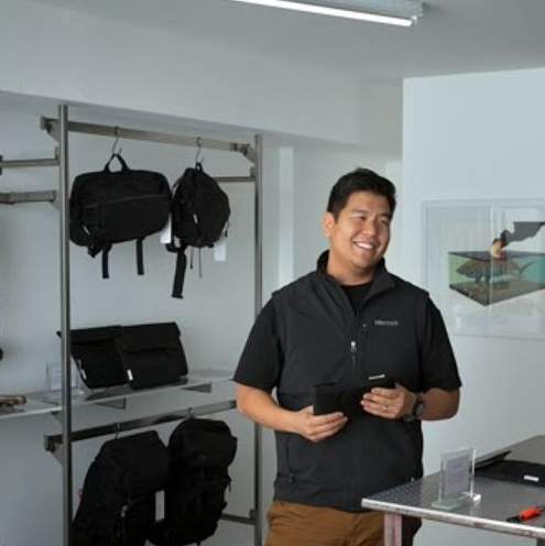 Seedcamp Podcast: Retail Week - Richard Liu, Founder of DSPTCH