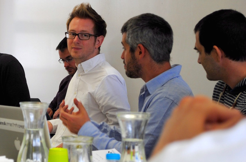 Why Israeli Startup wanna Joined Seedcamp in London