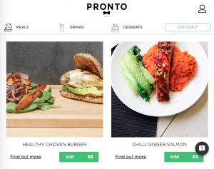 Seedcamp foodtech startup Pronto closes £1M round of seed funding