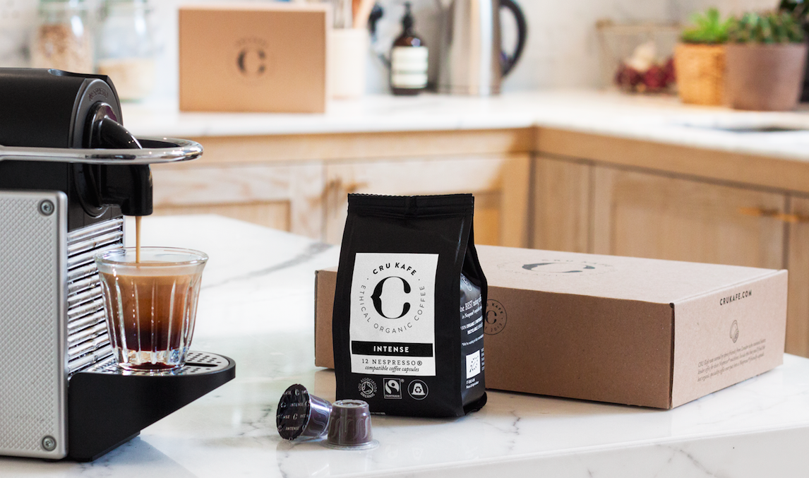 Seedcamp leads CRU Kafe £1.25M round