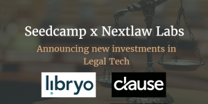 Legal tech disruptors Libryo & Clause receive investment following global callout