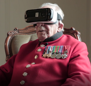 Behind the scenes of Twine's Veteran VR Campaign