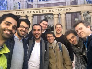 Seedcamp US Trip Oct 2016