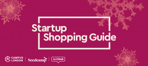 Startup Christmas Shopping Guide