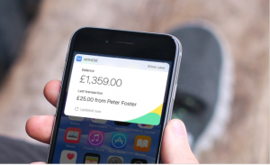 Mobile banking service Monese closes $10M Series A