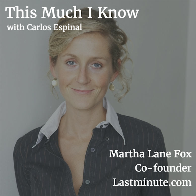 This Much I Know: Martha Lane Fox, entrepreneur and philanthropist, on navigating IPOs and the dotcom crash