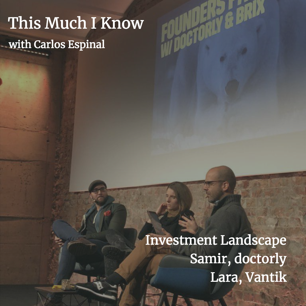 This Much I Know: Seedcamp at Factory Berlin on the early-stage investment landscape