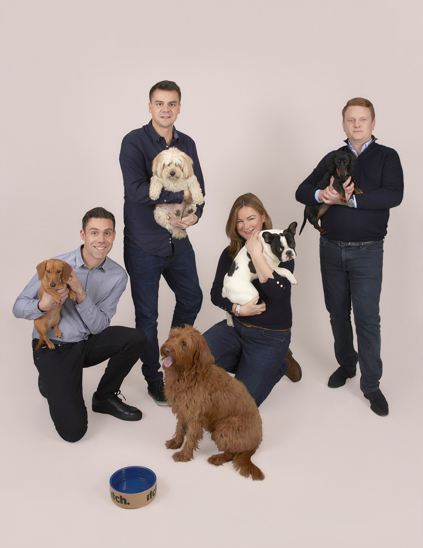 ITCH launches with £5M to disrupt pet wellbeing market