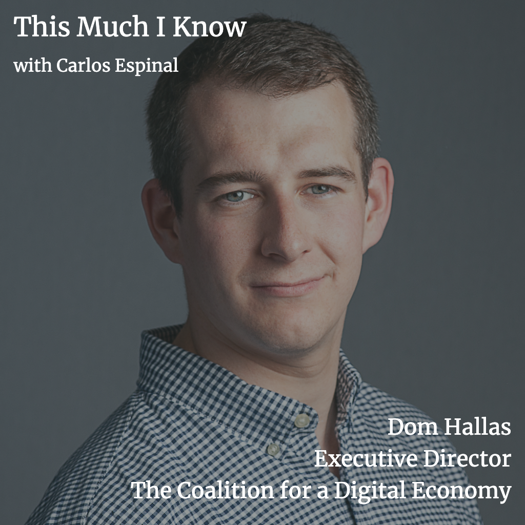 This Much I Know: Dominic Hallas, Executive Director at Coadec, on advocating for Covid-19 grant schemes for startups