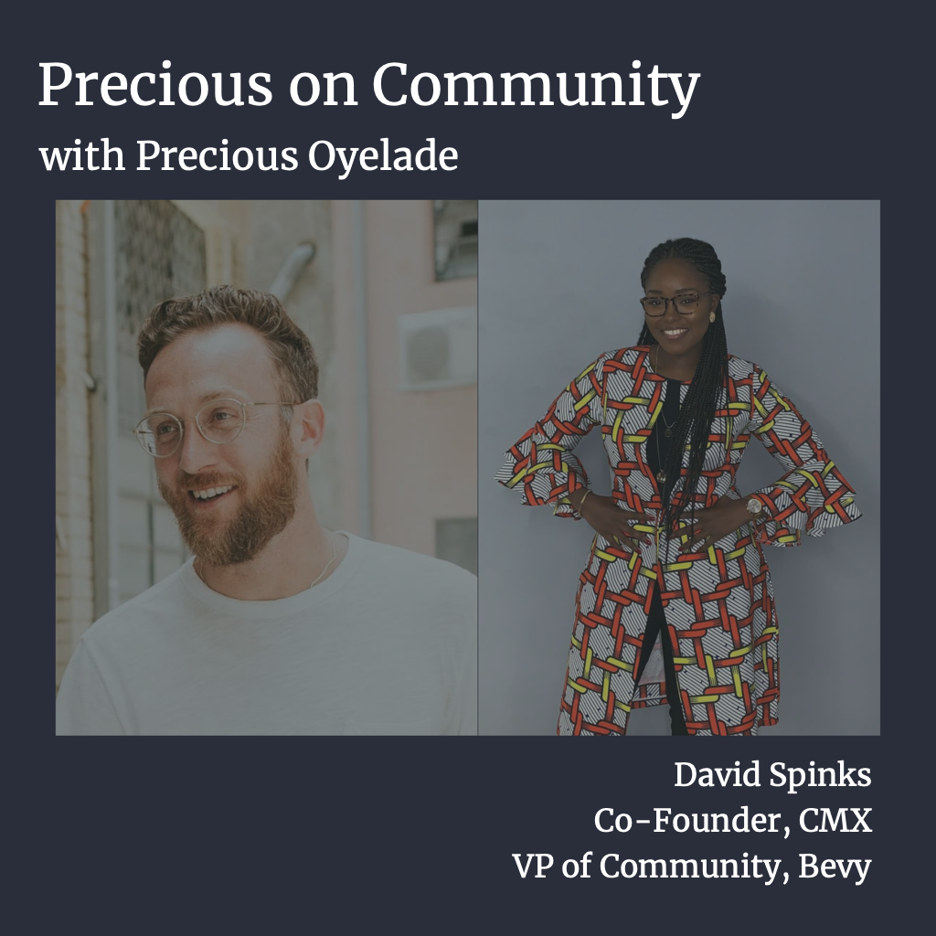 Seedcamp Sessions: Precious on Community: The Business of Community
