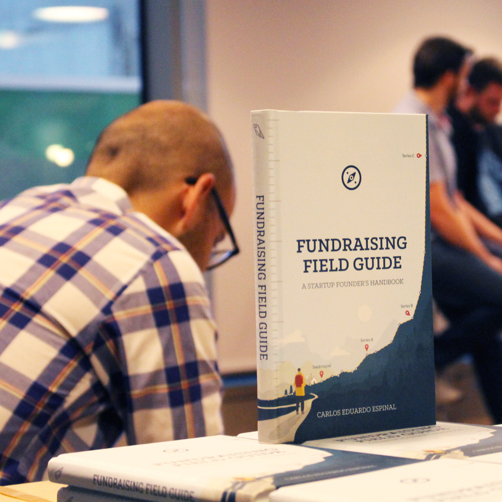 """Seedcamp Podcast, Episode 52: Carlos Eduardo Espinal, on """"Getting Investor-Ready"""" -  Everything Founders Need to Know About the Fundraising Journey"""