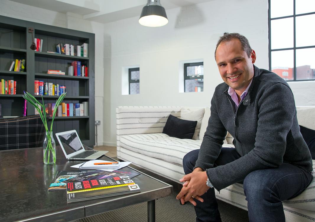 Seedcamp Podcast, Episode 79: Lars Fjeldsoe-Nielsen, General Partner at Balderton Capital, building giants of mobile