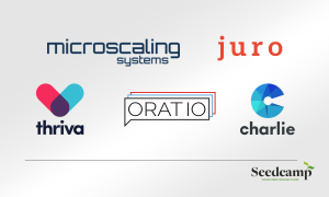 The latest teams to join Seedcamp!