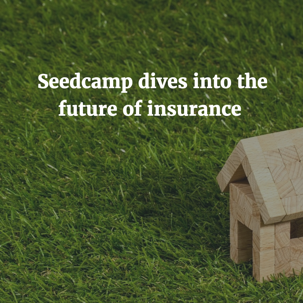 Seedcamp Podcast, Episode 85: A Dive into the Future of Insurance