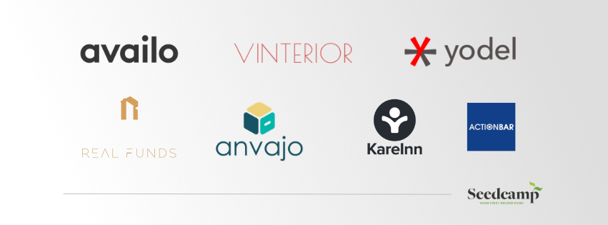 Here are the latest additions to the Seedcamp portfolio