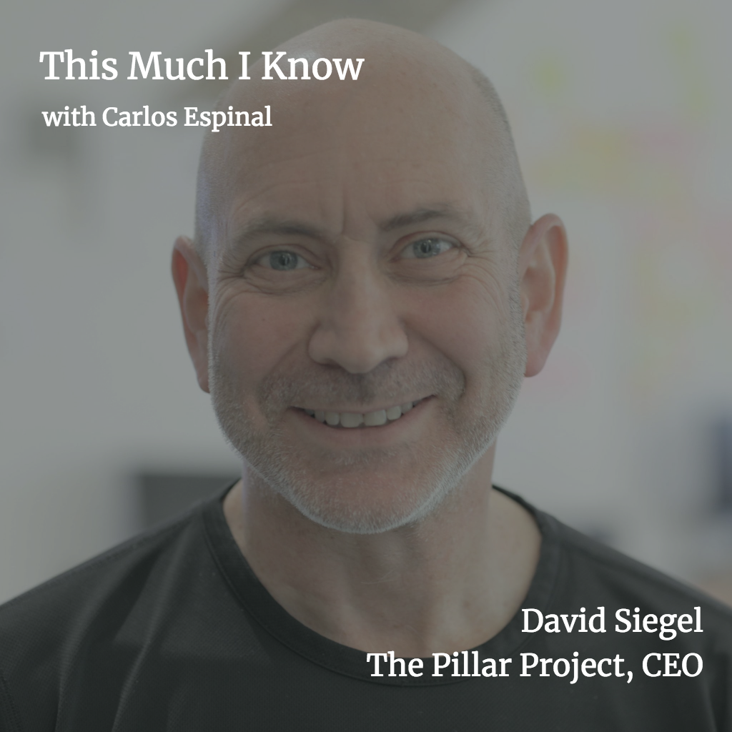 This Much I Know: David Siegel of The Pillar Project on Crypto, ICO structures & Bubbles
