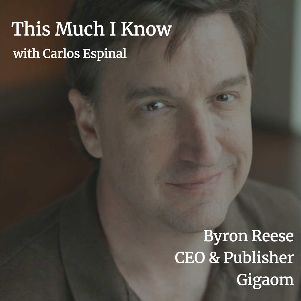 This Much I Know: Byron Reese on Conscious Computers and the Future of Humanity