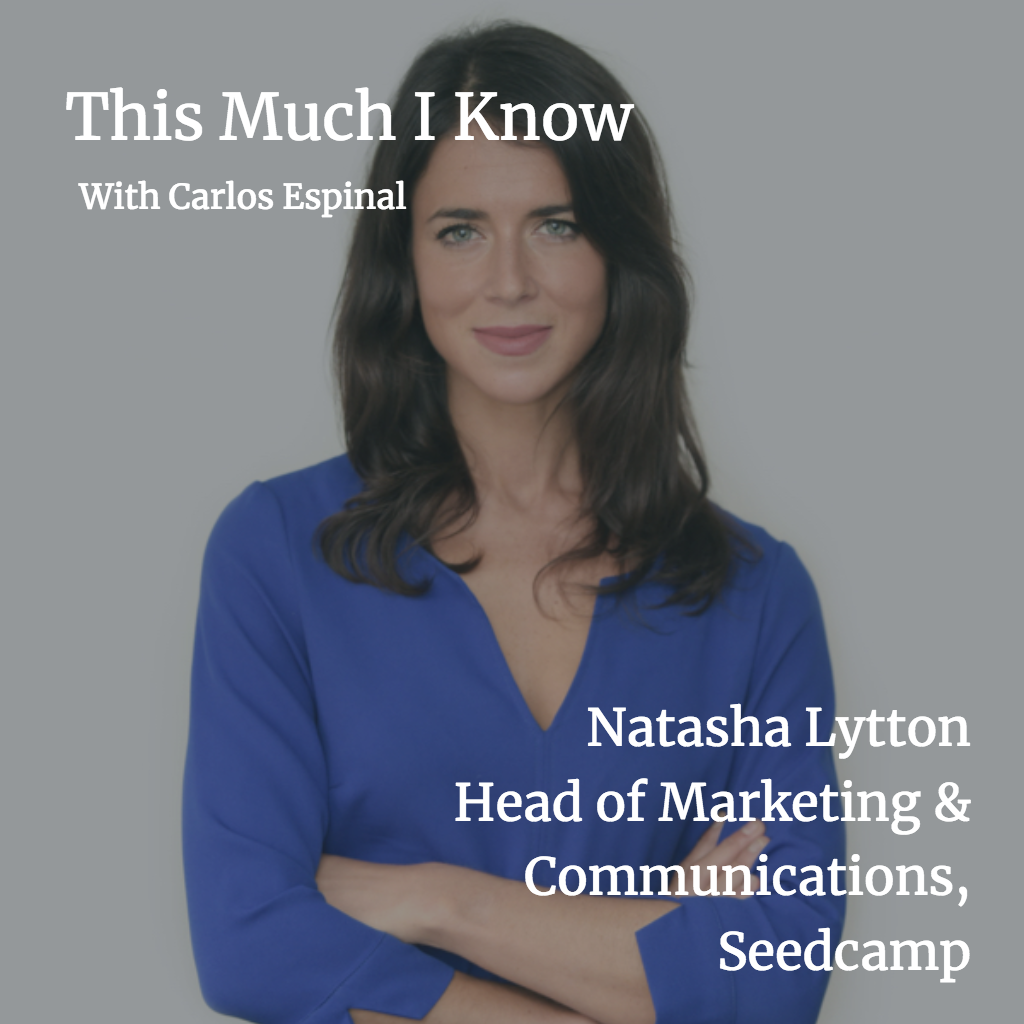 This Much I Know: Natasha Lytton on building strong brands that cut-through an increasingly crowded market