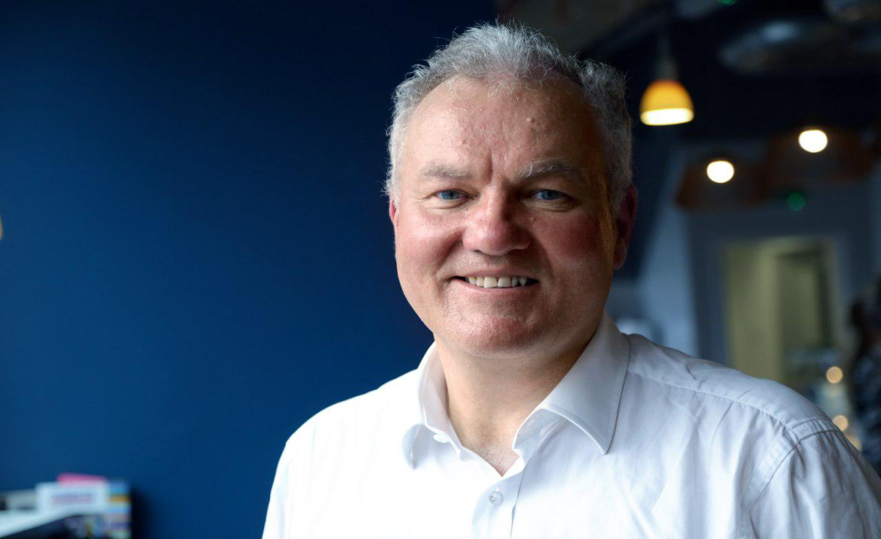 Introducing our newest Venture Partner, Stephen Allott