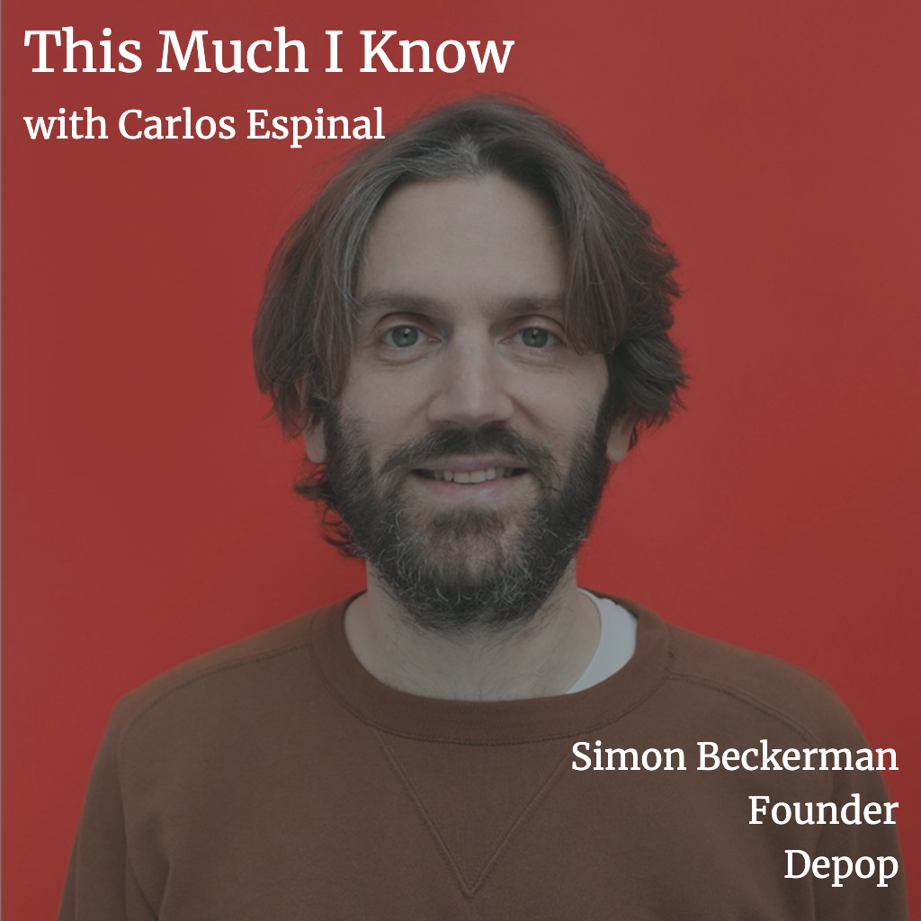 This Much I Know: Simon Beckerman, founder of Depop, on community building for Gen Z