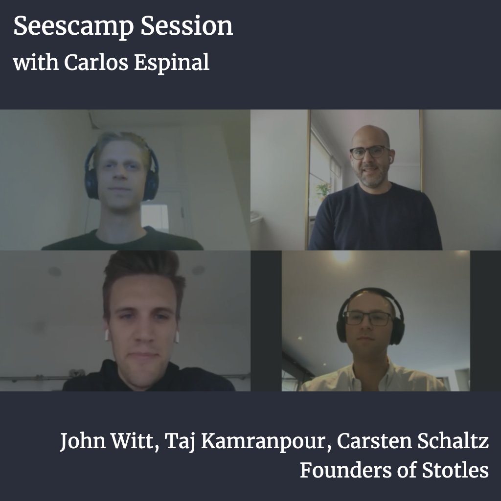 Seedcamp Sessions: How businesses can win public-sector contracts with Stotles