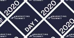 Seedcamp Marketing Summit 2020, Day 1