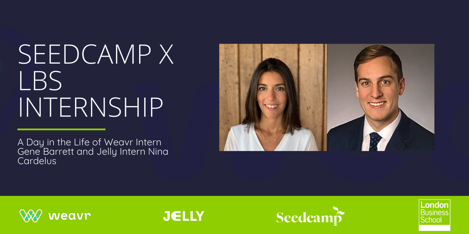 A Day in the Life of a Seedcamp x LBS Intern